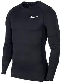 Nike NP Top LS Tight BV5588 010 Black M
