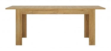 Meble Wojcik Cortina CNAT01 Fold Out Table 160/200cm Grandson Oak