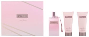 Женский парфюмерный набор Roberto Torretta Pour Femme 3pcs Gift Set 300 ml EDP