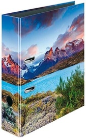 Herlitz Folder A4/8cm Patagonien