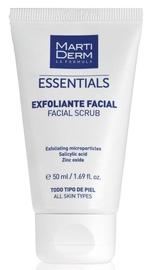 Näokoorija Martiderm Essentials Facial Scrub, 50 ml