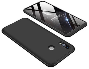 GKK 360 Protection Case For Huawei Honor Play Black