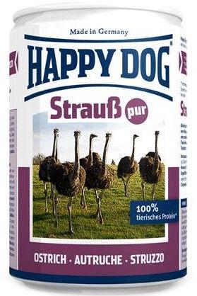 Happy Dog Pure Ostrich 400g