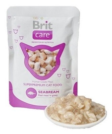 Brit Care Cat Seabream Pouch 80g