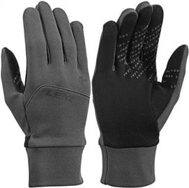 Leki Gloves Urban MF Touch Charchoal/Black