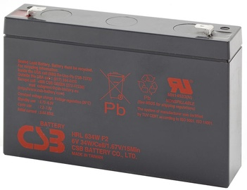 CSB Battery HRL 634W 6V 34W