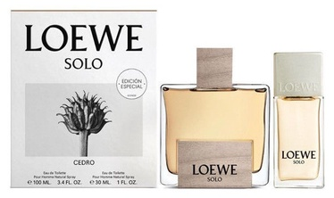 Loewe Solo Cedro 2pcs Special Edition Set 130ml EDT