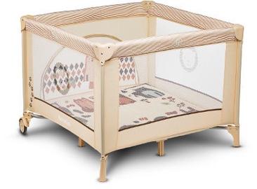 Lionelo Sofie Baby Bed And Playpen Beige