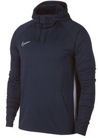 Nike Dri-FIT Academy Hoodie AJ9704 451 Blue 2XL
