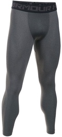 Under Armour Mens Leggings 2.0 1289577-090 Grey XL