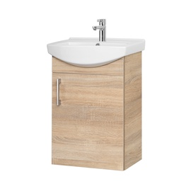 Шкаф для ванной Riva Sonoma SA45-18 Sonoma Oak