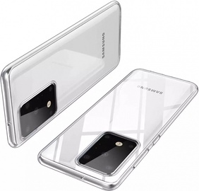 Nake Back Cover Galaxy S20 Ultra Transparent