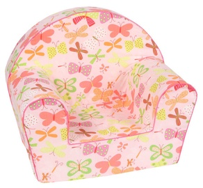 Delta Trade DT8 Child Seat Pink w/ Butterflies