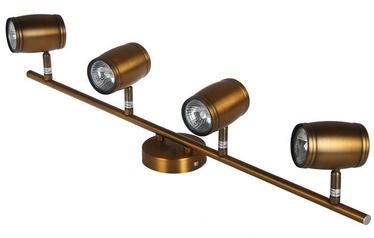 Verners Rapo Spotlight 4x40W GU10 Brass
