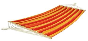 Besk Hammock 200x100cm Red/Yellow