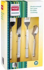 Lamart Moderne Cutlery Set 24pcs LT 5003