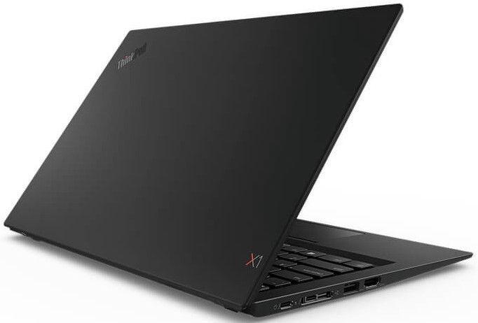 Lenovo ThinkPad X1 Carbon 6th Gen Black 20KH006FPB