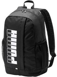 Puma Backpack Plus II 075749 01 Black