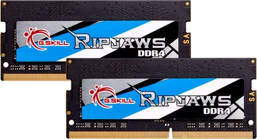 G.SKILL RipJaws 32GB 3200MHz CL22 DDR4 SODIMM KIT OF 2 F4-3200C22D-32GRS