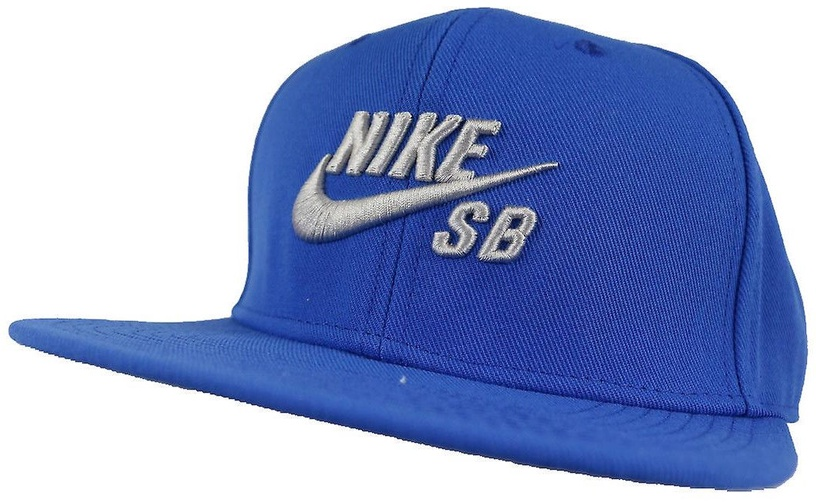 Nike Hat SB Icon Pro 628683-482 Unisex Blue