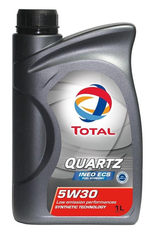 Mootoriõli Total Quartz Ineo ECS 5W-30, 1l