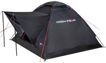 Kolmekohaline telk High Peak Beaver 3, must