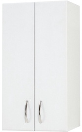 Vannitoakapp Sanservis КN-1 Standart Wall-Hung White 33.8x80x40cm