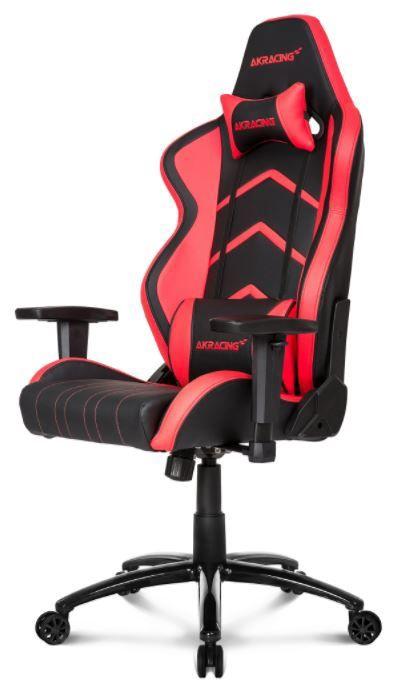 Mänguri tool AKRacing K6014 Black/Red