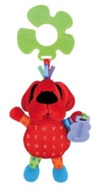 Игрушка для коляски K's Kids Funky Patrick, красный