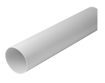 Europlast Ventilation Channel Round Rigid D125mm 1.5m