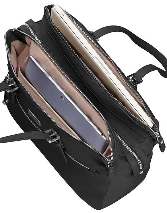 "Samsonite KARISSA BIZ Shopping Bah 14.1"" Black"