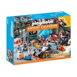 Playmobil Advent Calendar Top Agents 9263