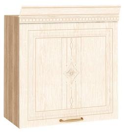 DaVita Šarlotta 73.14 Kitchen Upper Cabinet Sonoma Oak/Beige