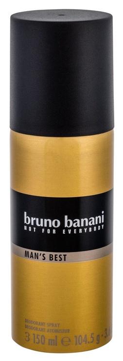 Bruno Banani Man's Best Deosorant Spray 150ml