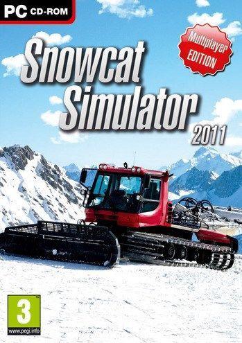 Snowcat Simulator 2011 PC