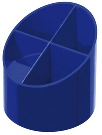 Herlitz Pen Stand Polished Intense Blue