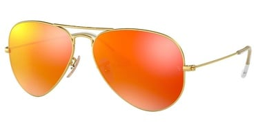 Ray-Ban Aviator Classic RB3025 RB3025 112/69 58 Orange Flash