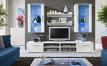 ASM Galino G Wall Unit White