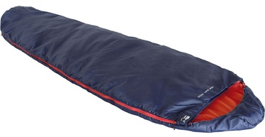Magamiskott High Peak Lite Pak 1200 L Navy Orange 23275
