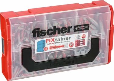 Fischer FIXtainer DuoPower Dowel Box 120pcs