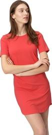 Audimas Soft Touch Modal Dress Poppy Red M