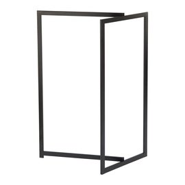 Aquanova Dhio Towel Rack Black