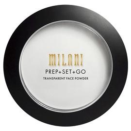 Milani Prep+Set+Go Transparent Face Powder 6.8g 01