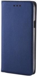 Mocco Smart Magnet Book Case For Apple iPhone 5/5s/SE Blue