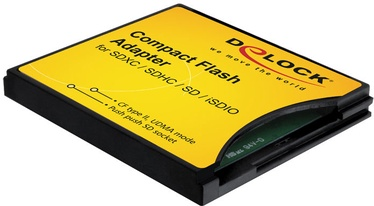 Delock Compact Flash Adapter for SD / MMC