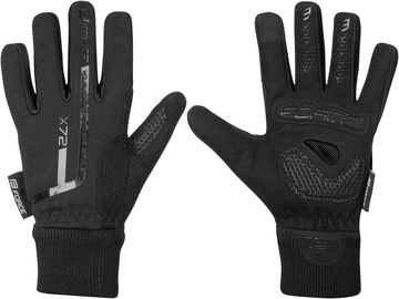 Force Kid X72 Full Gloves Black M