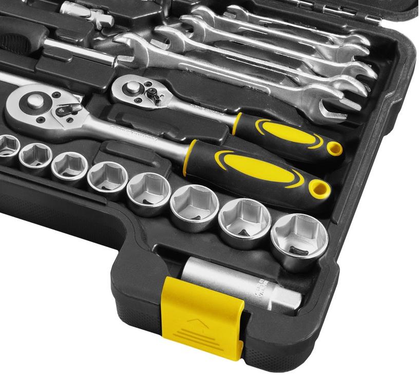 Fieldmann FDG 5003-65R 65 Piece Wrench Set
