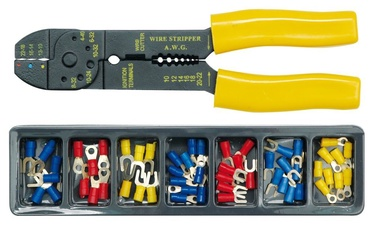 Vorel Wire Strippers Terminal Kit 45050