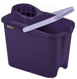 Mery Cleaning Bucket 14L Violet