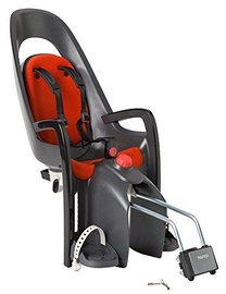 Hamax Caress With Lockable Bracket Grey/Red